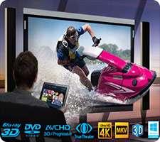 پخش قدرتمند فیلم، CyberLink PowerDVD Ultra 14.0.4206.58