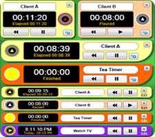 زمان سنج و تایمر در ویندوز، Multi Timer Ultimate 3.60