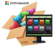 ابزار کاربردی و رایگان فایل های چندرسانه ای، Free Studio 6.3.10.922