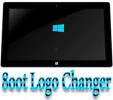 تغییر لوگوی بوت در ویندوز 8 و 8.1، 8oot Logo Changer 1.2.0.9