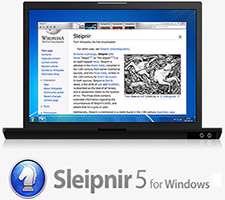 مرورگر سریع صفحات وب، Sleipnir 6.1.0