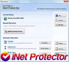 کنترل دسترسی به اینترنت، Blumentals iNet Protector 4.6.0.48