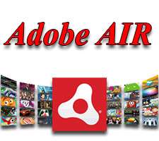 اجرای نرم افزار ساخته شده با Adobe AIR 3.9.0.1380 Final
