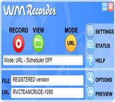 دانلود و ضبط فایل صوتی و تصویری آنلاین، WM Recorder 14.16.1.0 Final