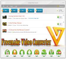 مبدل رایگان فرمت های ویدیویی، Freemake Video Converter Gold 4.1.9.26