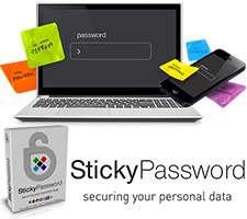 مدیریت و امن سازی اطلاعات شخصی، Sticky Password Pro 7.0.3.30