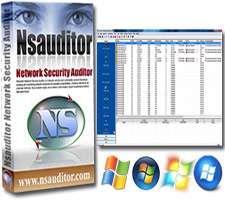 بررسی تنظیمات امنیتی در شبکه، Nsauditor Network Security Auditor 2.9.0