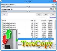 افزایش سرعت کپی اطلاعات، TeraCopy Pro 2.3 Final