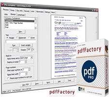 ایجاد و ساخت فایل های پیدیاف، FinePrint pdfFactory PRO 5.01 Final