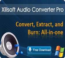 مبدل حرفه ای فایل های صوتی، Xilisoft Audio Converter Pro 6.5.0