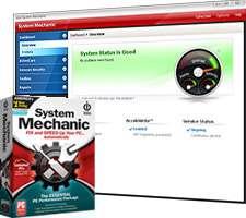 تعمیرکار حرفه ای رایانه و ویندوز، System Mechanic 12.5.0.79