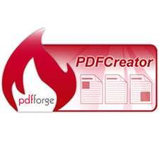ساخت و ویرایش پی دی اف، PDFCreator 1.7.2
