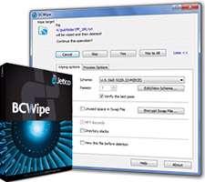 حذف اطلاعات هارد برای همیشه، Jetico BCWipe v6.07.27.2