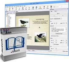 ساخت کتاب الکترونیکی، Anthemion Jutoh 1.73.1