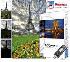 ویرایش و ترکیب تصاویر + پرتابل، HDRsoft Photomatix Pro 5.0