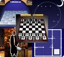 31 بازی کم حجم فلش فکری، Flash Games Collection
