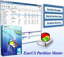 پارتیشن بندی هارد دیسک، EASEUS Partition Master Unlimited 9.3.0