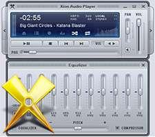 پلیر صوتی سبک و قدرتمند، Xion Audio Player 1.5 build 155