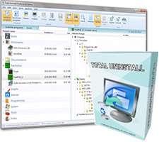 حذف کامل نرم افزار + پرتابل، Total Uninstall Pro 6.3.4