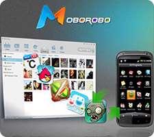 مدیریت موبایل های هوشمند در کامپیوتر، Moborobo 2.1.5.856