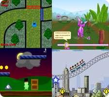 28 بازی کم حجم فلش ماجراجویی، Flash Games Collection