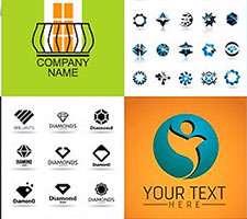 تصاویر وکتور نشانه و نماد متنوع، سری دوم