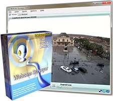 تبدیل وبکم به دوربین مدار بسته، Webcam Surveyor 2.3.1
