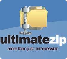مشاهده و مدیریت فایل های فشرده، UltimateZip 7.0