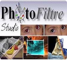 ویرایش و روتوش تصاویر + پرتابل، PhotoFiltre Studio x 10.8.1