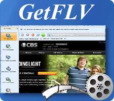 دانلود و مدیریت فایل های اف ال وی، GetFLV Pro 9.6.6.2