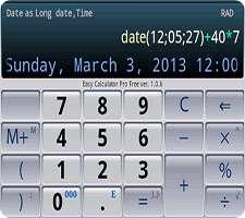 ماشین حساب ساده و حرفه ای، Easy Calculator Pro 1.3.7