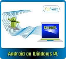 اجرای برنامه های اندروید در رایانه، YouWave for Android Home 3.19