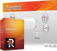 ایجاد هارد دیسک مجازی، GiliSoft RAMDisk 6.3.0