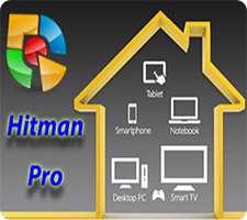 حذف قدرتمند بدافزارهای جاسوسی و مخرب، HitmanPro 3.7.9.212