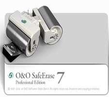 حذف همیشگی فایل ها از روی هارددیسک، O&O SafeErase Pro 7.0.155