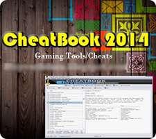 کدهای تقلب بازی + دیتابیس کامل، CheatBook 2014