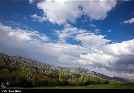 طبیعت بهاری آذربایجان