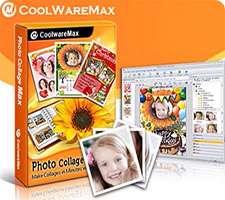 قرار دادن قاب و فریم گذاری بر روی تصاویر، Photo Collage Max 2.3.1.8