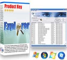 استخراج و نمایش سریال نرم افزار، Nsasoft Product Key Explorer 3.6.1.0