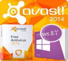 دانلود Avast! Antivirus Free 2015 10.4.2231 Final آنتی ویروس رایگان اوست