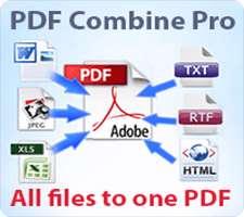 ترکیب و ادغام فایلهای پیدیاف، CoolUtils PDF Combine 4.1.41