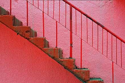 پله های صورتی