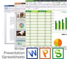 مجموعه کم حجم و حرفه ای آفیس، Kingsoft Office Suite Pro 2013 9.1.0.4524
