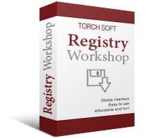 مدیریت و ویرایشگر حرفه ای رجیستری ویندوز، Registry Workshop 4.6.3