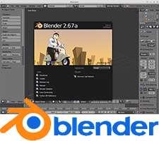 طراحی و ساخت تصاویر و انیمیشن های 3بعدی، Blender 2.69 Final
