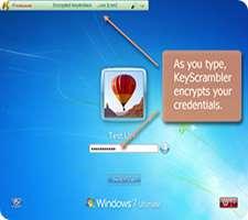 رمزگذاری اطلاعات و داده ها، KeyScrambler Premium 3.3.0.4