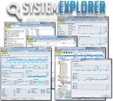 نمایش اطلاعات رایانه + پرتابل، System Explorer 5.0.0