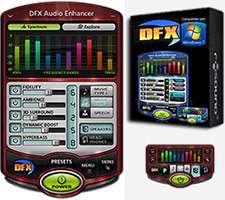 افزایش کیفیت فایل های صوتی، DFX Audio Enhancer 11.300