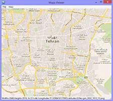 دانلود Universal Maps Downloader 7.316 دانلود نقشه های ماهواره ای