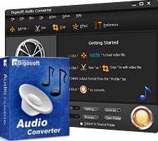 مبدل قدرتمند فایل های صوتی، Bigasoft Audio Converter 4.2.6.5249